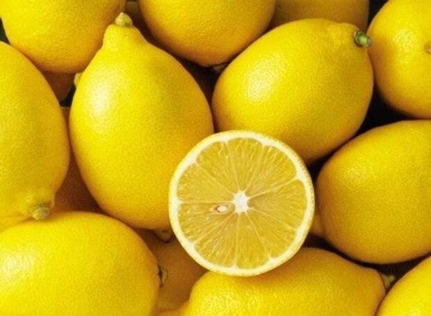 Цвета лимона после праздников