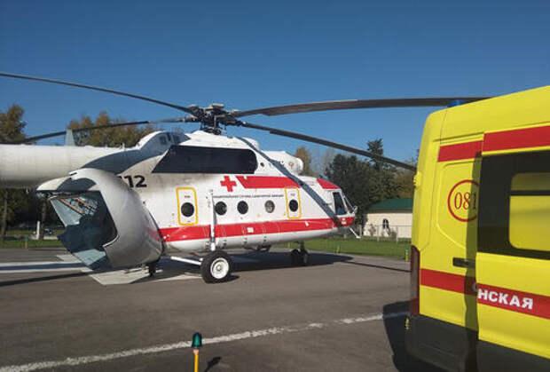 Пострадавших в ДТП с Ксенией Собчак перевезут вертолетами в клиники