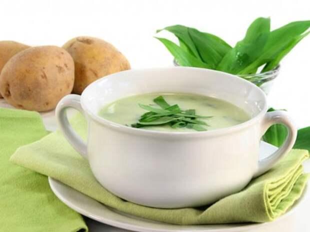 Чесночный крем-суп - блюдо, которое в 100 раз лучше антибиотиков!