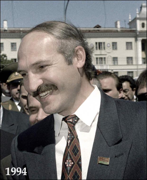 Конец эпохи Лукашенко