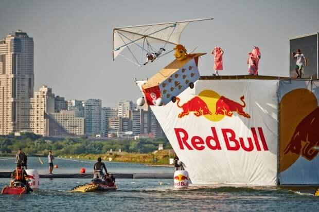 Как прошел Red Bull Flugtag 2015
