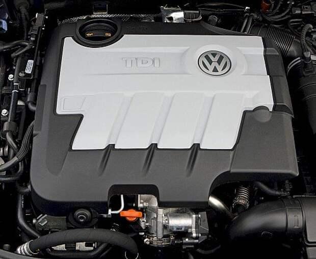 Volkswagen Passat/Passat Variant BlueTDI/TDI-Motor (105 kW / 143 PS)