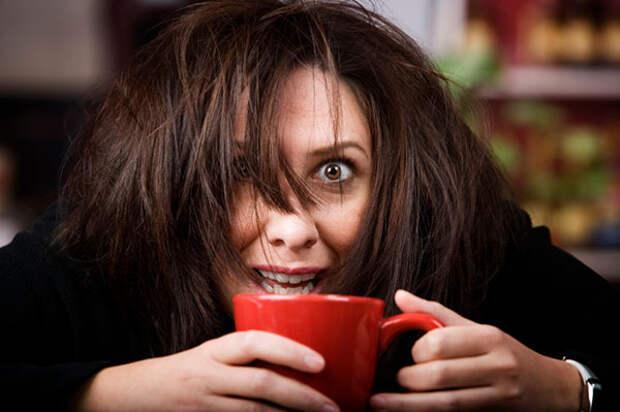 Вред кофе: кофеин вызывает депрессию