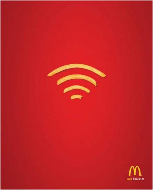 16 крутых примеров минималистичной рекламы. Все гениальное просто!