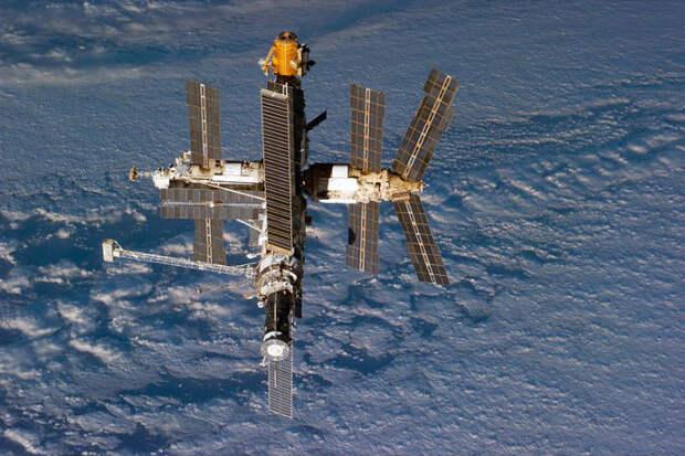 Как затопленная станция «Мир» передавала сигналы с того света