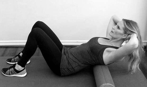 Гимнастика для спины и суставов