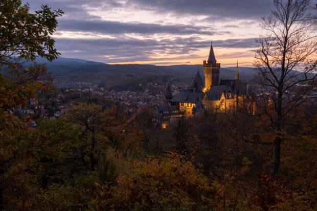 Красивые замки в разных уголках мира в фотографиях Винсента Кросе