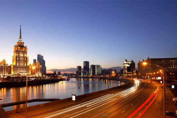 Места в Москве, куда надо сводить иностранца. Или сибиряка