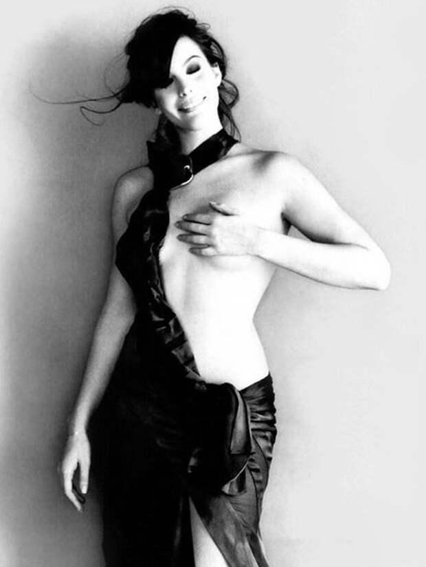 Лив Тайлер в 90-ых: Когда принцесса эльфов еще была плохой девчонкой.