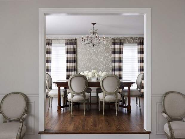 Дивные шторы: 20 практичных идей для украшения интерьера комнат
