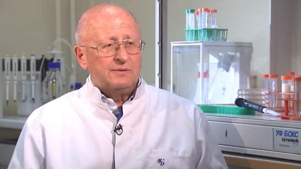 Гинцбург прокомментировал вакцинацию Путина от COVID-19