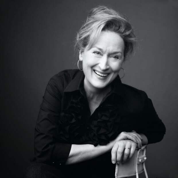 Пост восхищения знаменитыми женщинами за 50