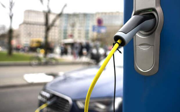 МГТС будет устанавливать в Москве электрозаправки