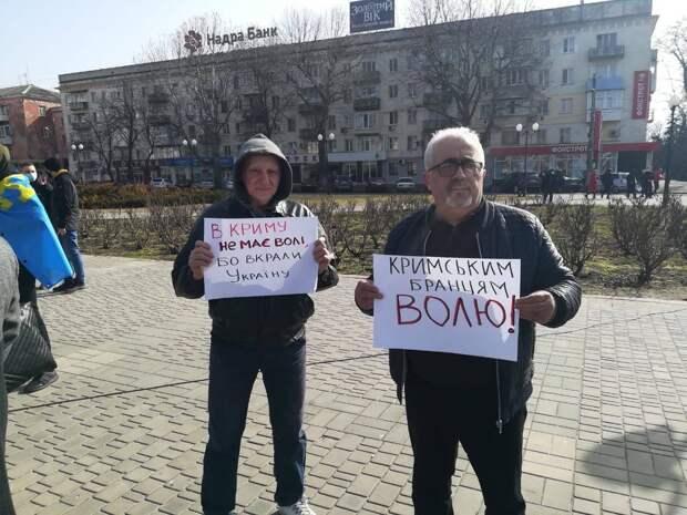 Алексей Журавко: На Украине так и не поняли, что крымчане вернулись домой в Россию и это их выбор