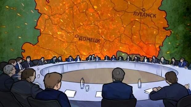 «Минск-2» себя исчерпал»: Тейлор хочет привлечь США к переговорам по Донбассу