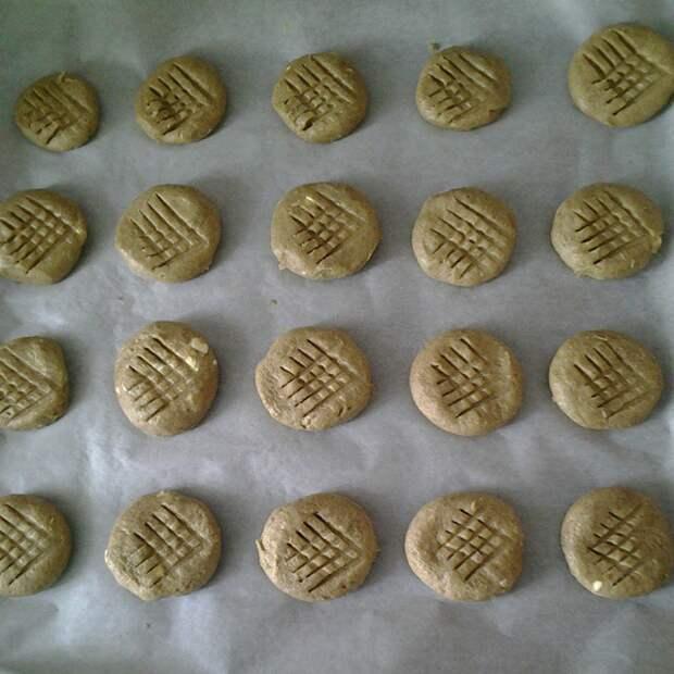 Вкусное печенье из ржаной муки