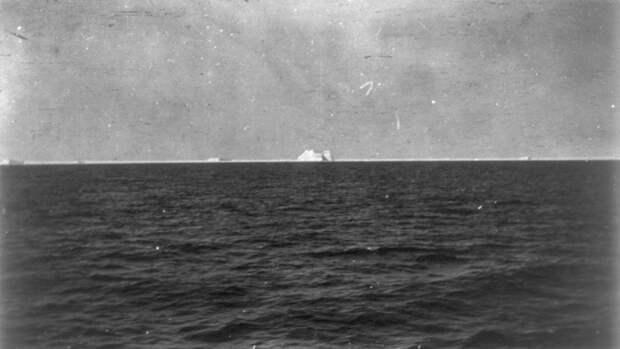 Айсберг, погубивший «Титаник»