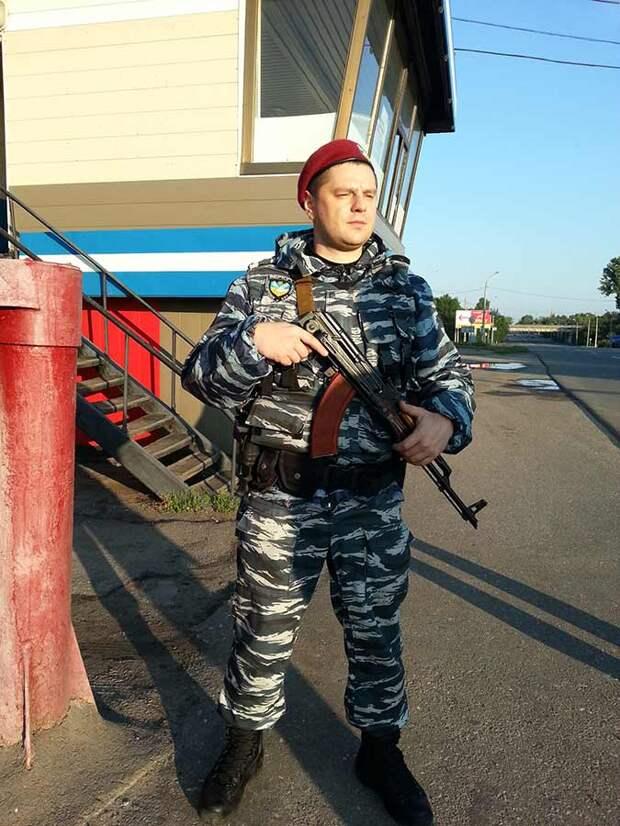 Властям Украины еще придется извиняться перед «Беркутом»
