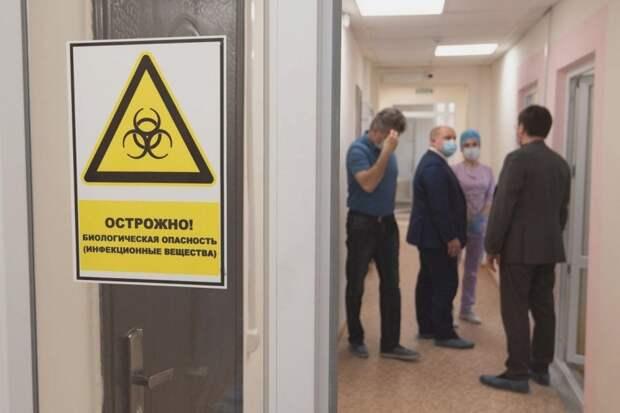 В Севастополе появилась своя лаборатория по тестированию коронавируса