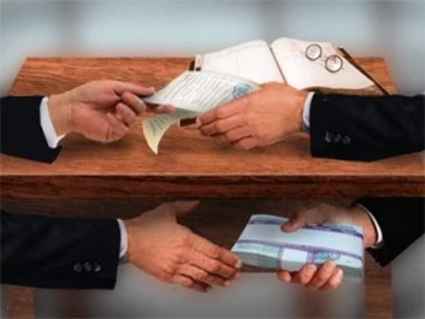 Депутаты уменьшили штрафы за взятки