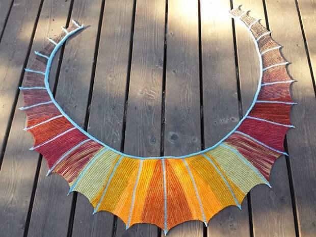 Драконий шарф