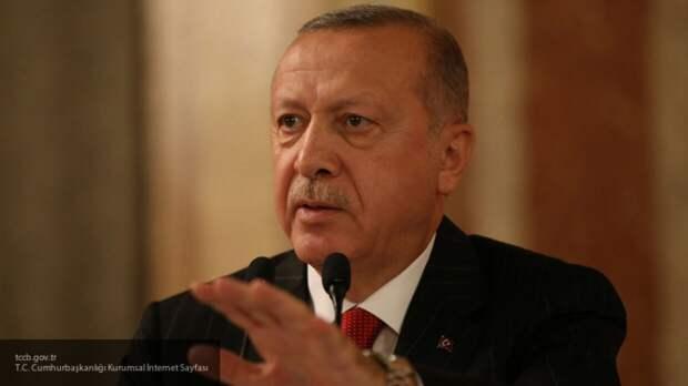 Эрдоган уверен, что Россия, США и Франция поставляют вооружение Армении