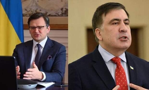 В Киеве Саакашвили назвали раздражителем, из-за которого «отгребает» Украина