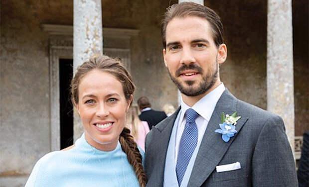 Принц Греции и Дании Филипп женился на дочери миллиардера: официальные фото