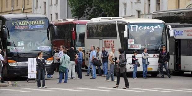 Опрос ГИБДД: россияне считают, что водители автобусов часто нарушают правила