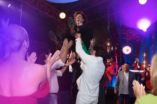 «Ох, как было весело», – Галкин опубликовал новые самые веселые фотографии со своего юбилея