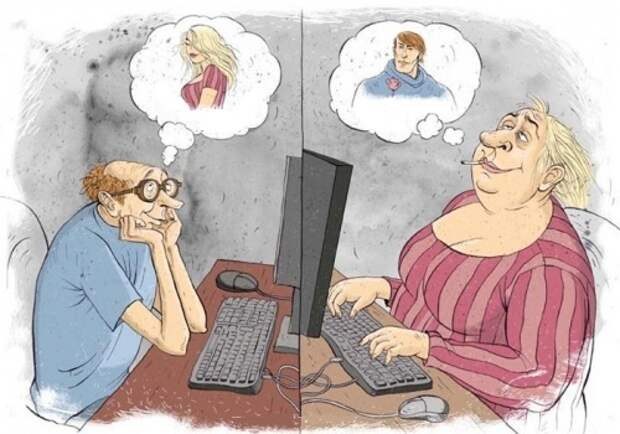 Ищите любовь в Интернете? 9 советов, чтобы не потратить время зря