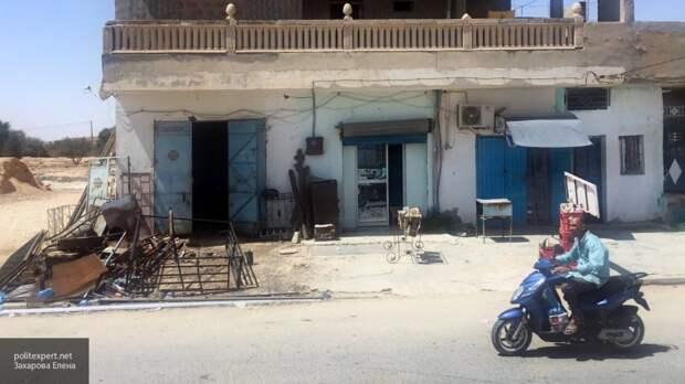 Беспорядки захлестнули Тунис после смерти рабочего, который сгорел в знак протеста