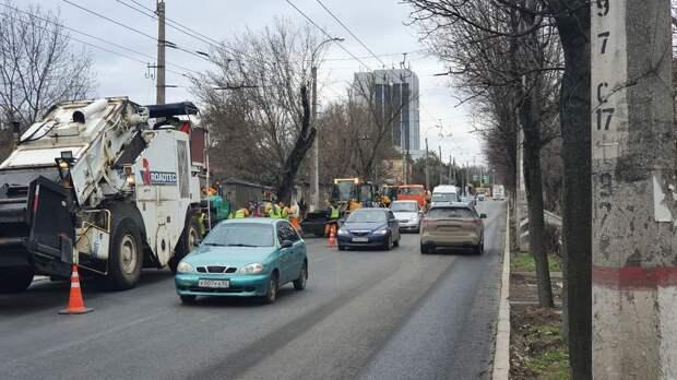 Проспект Вернадского открыли для движения в Симферополе