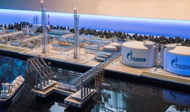 Для сооружения газоперерабатывающего завода вУсть-Луге найден новый подрядчик