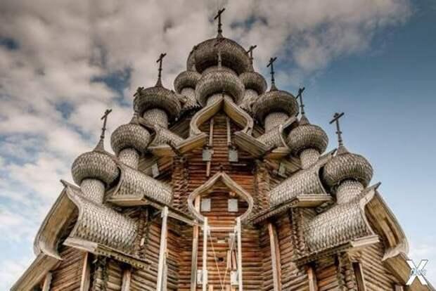 Церковь Преображения Господня XVII ве...