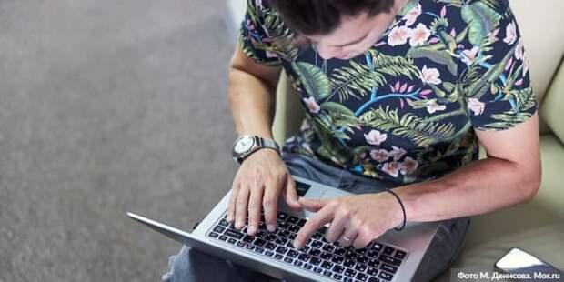 Наталья Сергунина: с момента запуска электронных госуслуг в Москве ими воспользовались более 1,8 миллиарда раз Фото: М. Денисов mos.ru
