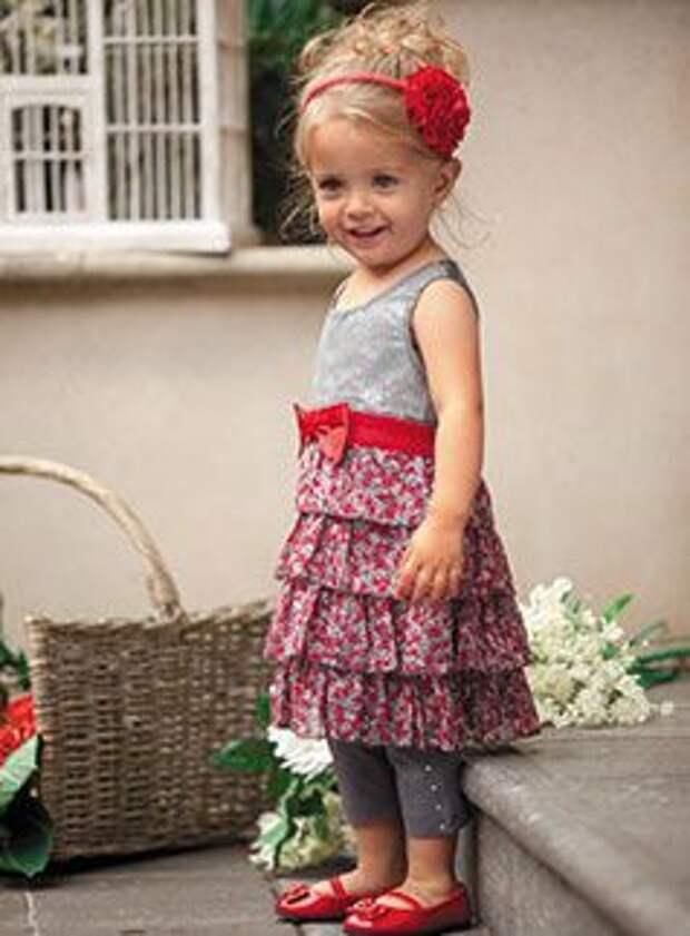 Платье из майки