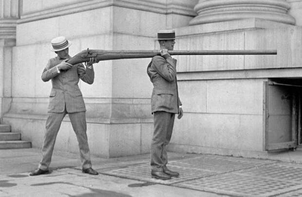 20 архивных фото, которые перевернут ваше представление об истории .