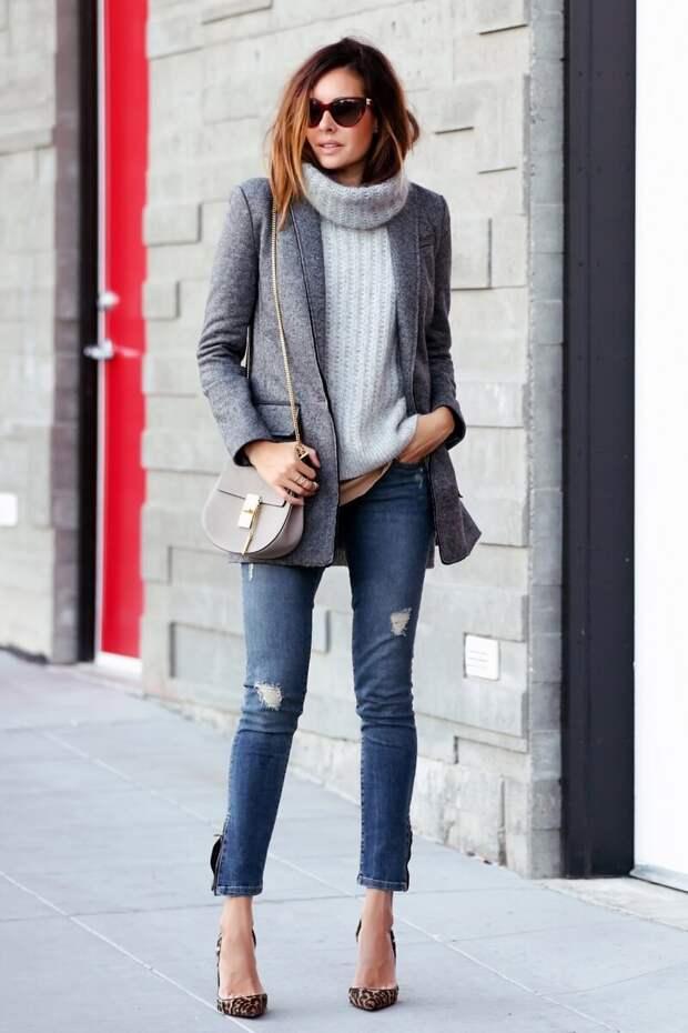 как стильно и элегантно одеться женщина 40 лет
