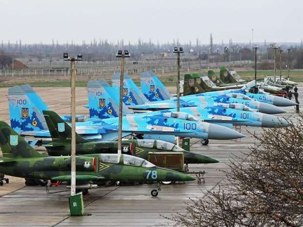 Командующий Воздушными силами ВСУ раскрыл планы США и НАТО на Украине