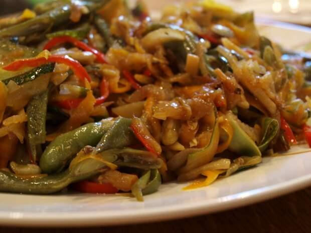 vegetables    Соте из овощей