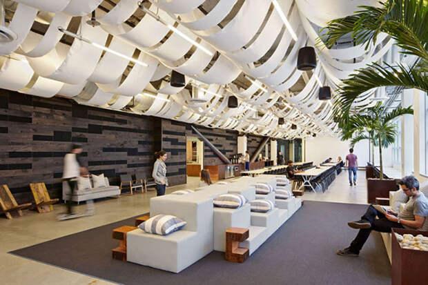 Потрясающие офисы мира