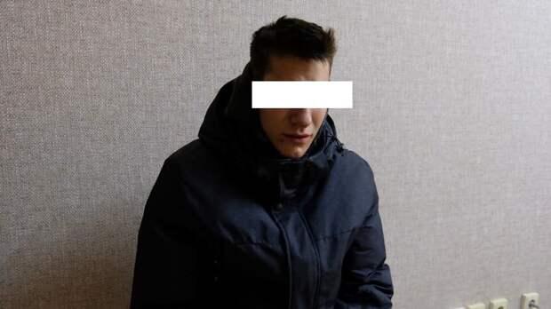 В Судаке нашли парня, который расстреливал из пистолета остановки общественного транспорта. ФОТО