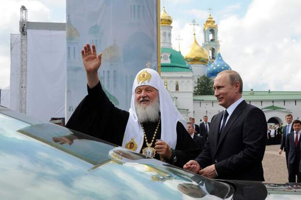 Кирилл против не путинских репрессий, а признания их тиранией!
