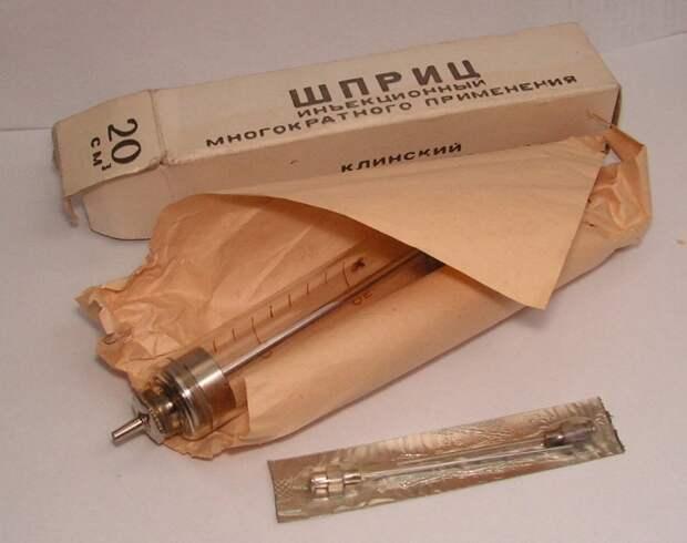 Медицинские инструменты прошлого