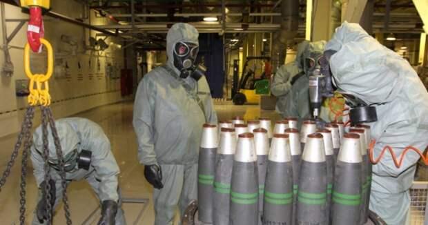 На перепрофилирование завода по уничтожению химоружия в Кизнере потребуется 2 млрд евро