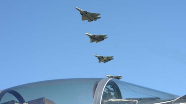 Новейший истребитель «стелс» Су-57 может стать лидером на мировом рынке оружия