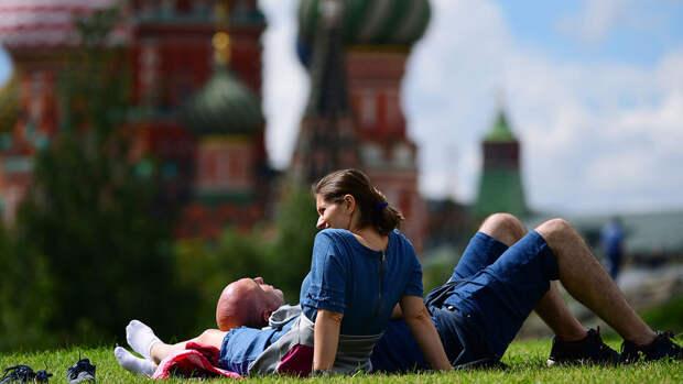 В Москве в субботу ожидается до +19°С
