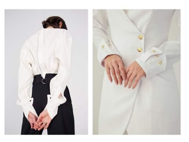Как украсить рукава и манжеты