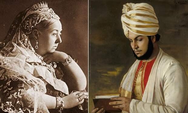 Абдул Карим – молодой фаворит королевы Виктории, которого ненавидел весь двор